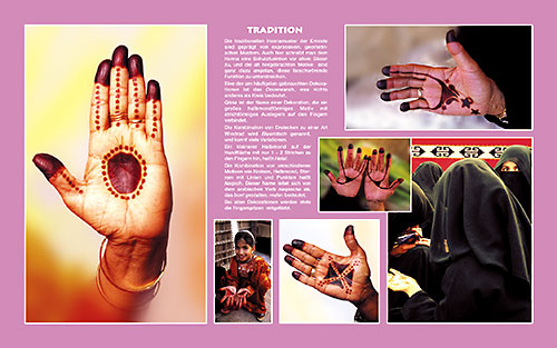 henna arabien-tradition